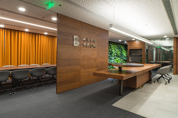Office Design For Investment Company
